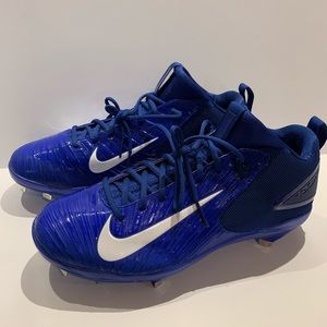 Nike Mike Trout 3 Metal Baseball Cleats Size 13
